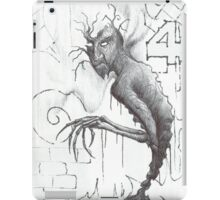 Bones and Branches iPad Case/Skin