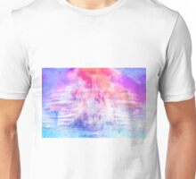 BUILDING CASTLES IN THE SKY Unisex T-Shirt