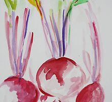 Healthy Choice - Beetroot by decorartuk