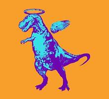 Angel Rex (purple and aqua) Unisex T-Shirt