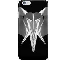 The Elephant (White) iPhone Case/Skin