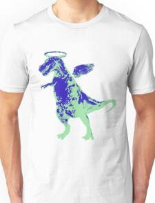 Angel Rex (inverted blue and mint) T-Shirt