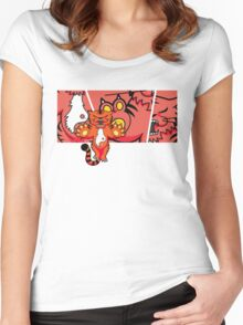 Dim Sum 2 Women's Fitted Scoop T-Shirt