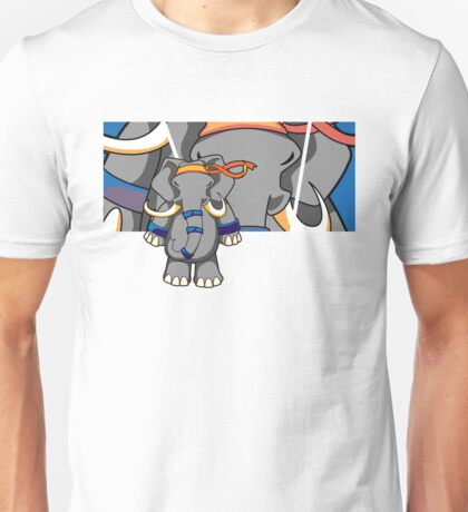 Dung Fu 2 Unisex T-Shirt