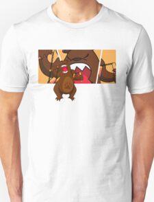 foe grizzle 2 Unisex T-Shirt