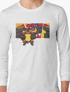 hong kong 2 Long Sleeve T-Shirt