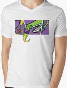 karate chomp 2 Mens V-Neck T-Shirt