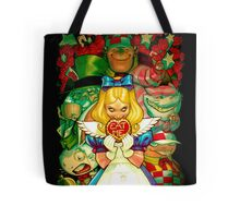 Hello Alice Tote Bag