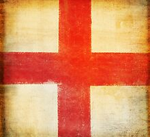 England flag by naphotos