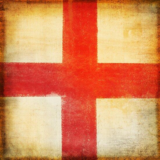 England flag by naphotos