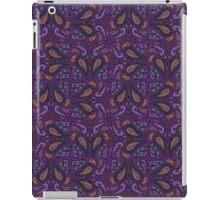 Paisley Purple Pop iPad Case/Skin