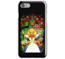 Hello Alice iPhone Case/Skin