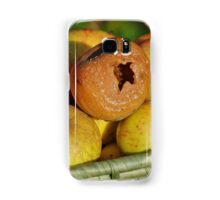 Rotten apple in the basket Samsung Galaxy Case/Skin