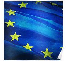 European flag Poster