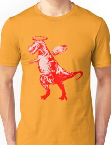 Angel Rex (red and pink) T-Shirt