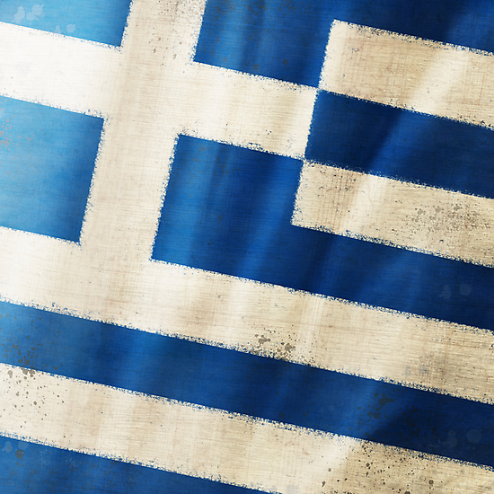 Greece flag  by naphotos