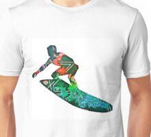 Retro surfer Unisex T-Shirt
