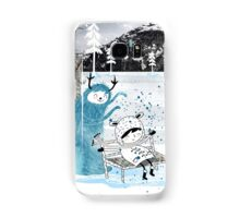 Snow Monster Samsung Galaxy Case/Skin