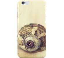 Physical Poetry iPhone Case/Skin