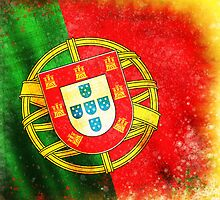 portugal flag by naphotos