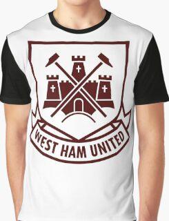 west ham united Graphic T-Shirt