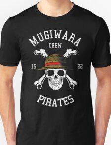 Mugiwara Pirates Crew Unisex T-Shirt