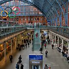 St Pancras by AJM Photography