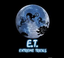E.T. EXTREME TRICKS by viperbarratt