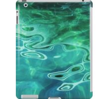 Water Abstract H2O #67 iPad Case/Skin