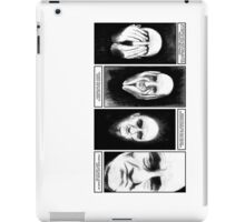 Hate Yourself iPad Case/Skin
