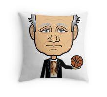 Bill is God Throw Pillow