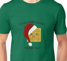I'll Have a Waffle Christmas Without You Unisex T-Shirt