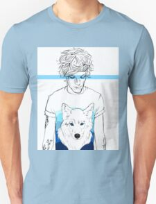 Louis and the wolf T-Shirt