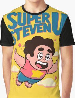 Super Steven U Graphic T-Shirt