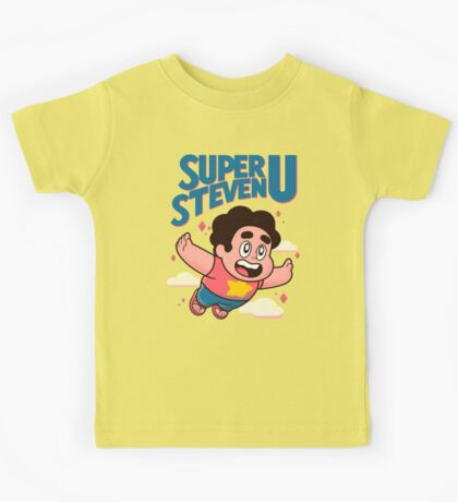 Super Steven U Kids Tee