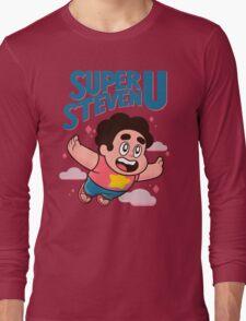 Super Steven U Long Sleeve T-Shirt