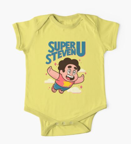 Super Steven U One Piece - Short Sleeve