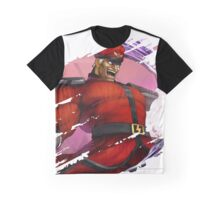 Mr. Bison Graphic T-Shirt