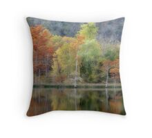 The Colors Of An Autumn Fantasy Throw Pillow