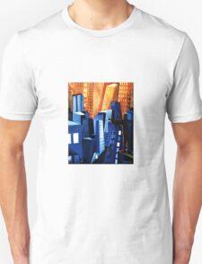 'Blue City' T-Shirt