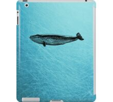 Whale iPad Case iPad Case/Skin