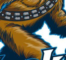 Wookie Galaxy Fresh Beer Sticker