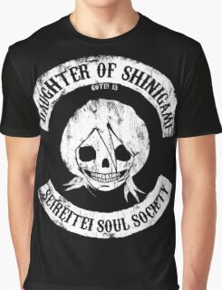 Daughter of shinigami Graphic T-Shirt