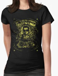 Rock N Roll Womens Fitted T-Shirt