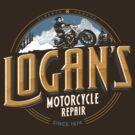 Logan's Motorcycle Repair by DJKopet