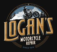 Logan's Motorcycle Repair Kids Clothes