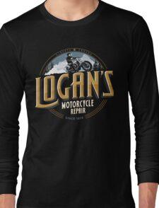 Logan's Motorcycle Repair Long Sleeve T-Shirt