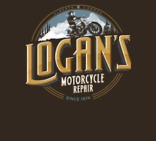 Logan's Motorcycle Repair Unisex T-Shirt