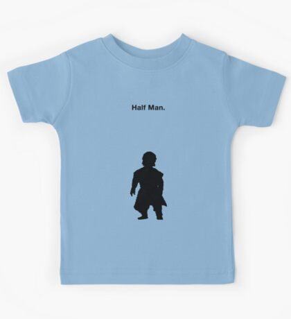 Half Man Kids Tee