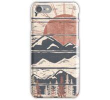 Winter Pursuits... iPhone Case/Skin